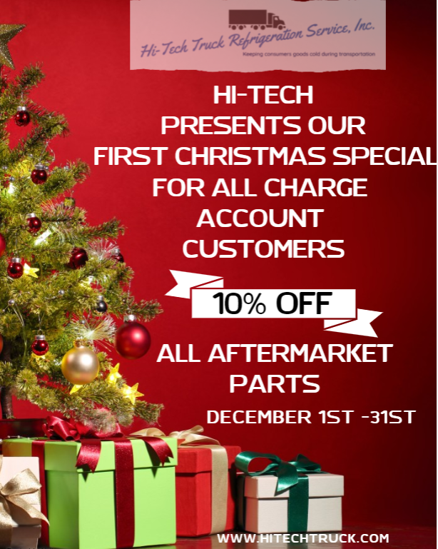 CHARGE ACCOUNT FLYER FOR DEC.