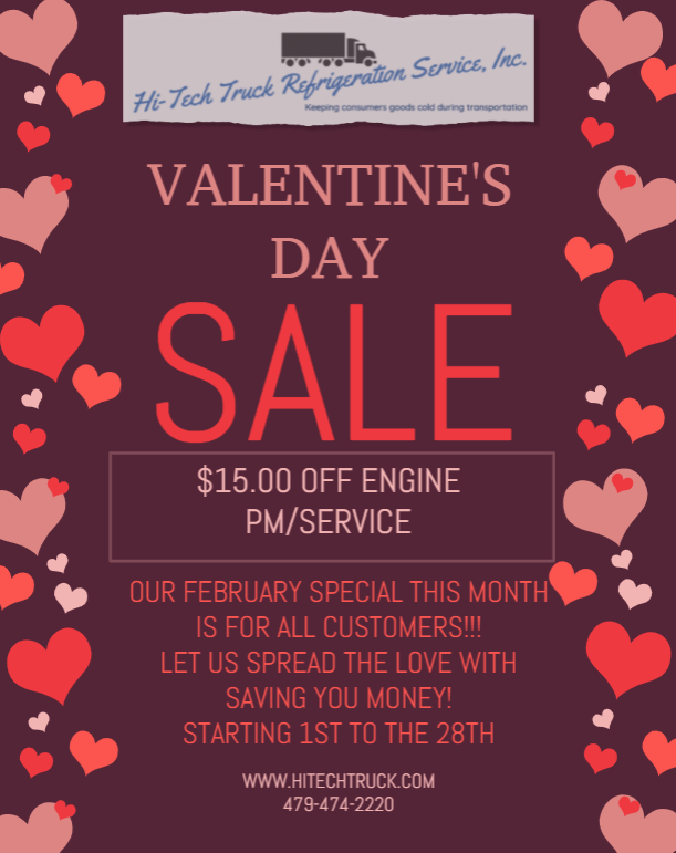ALL CUSTOMER SPECIAL FOR FEB. ONLINE FLYER