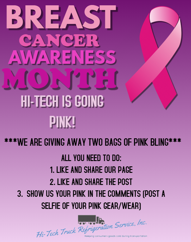 BREAST CANCER GIVE AWAY